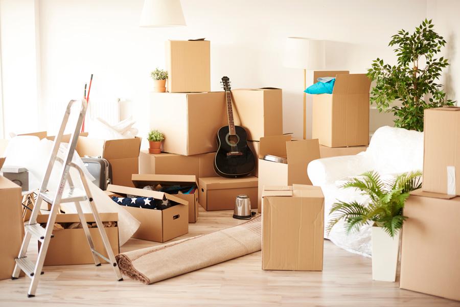 Regras para mudanças em apartamentos
